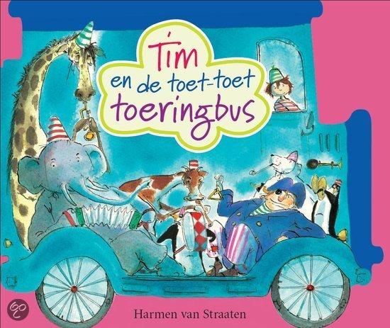 Tim en de Toet-Toet-Toeringbus