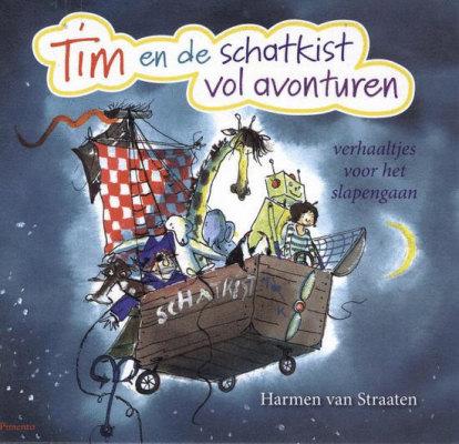 Tim en de schatkist vol avonturen