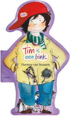 Tim is een bink - Vormboek